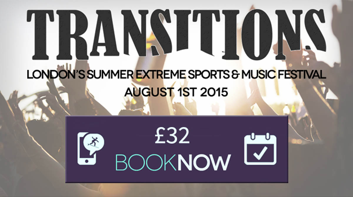 Buy Your Transitions Tickets Now