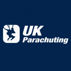 UK Parachuting Logo