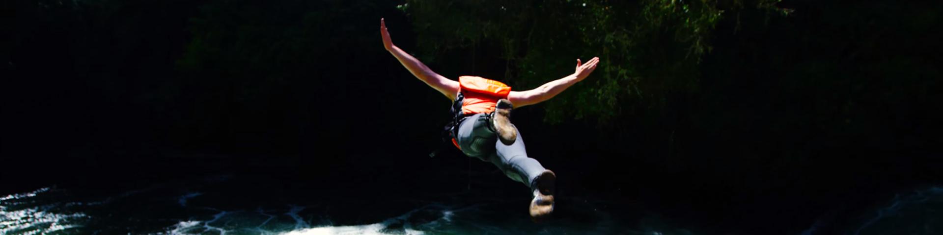 DevinSupertramp in NZ | Hyera Adventure