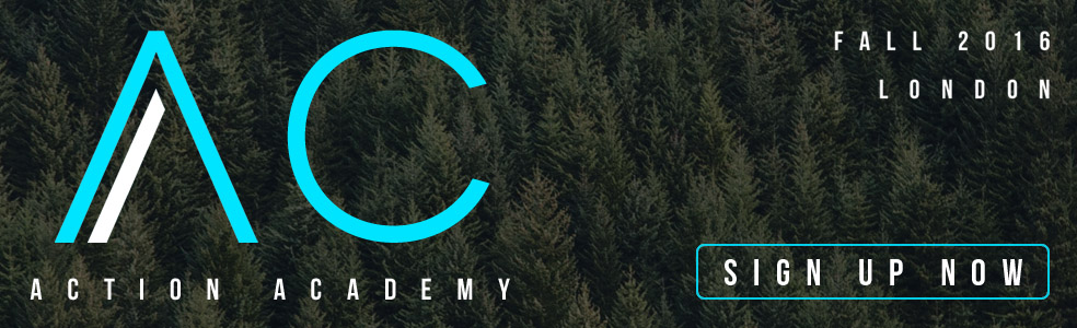Action Academy - Sign Up